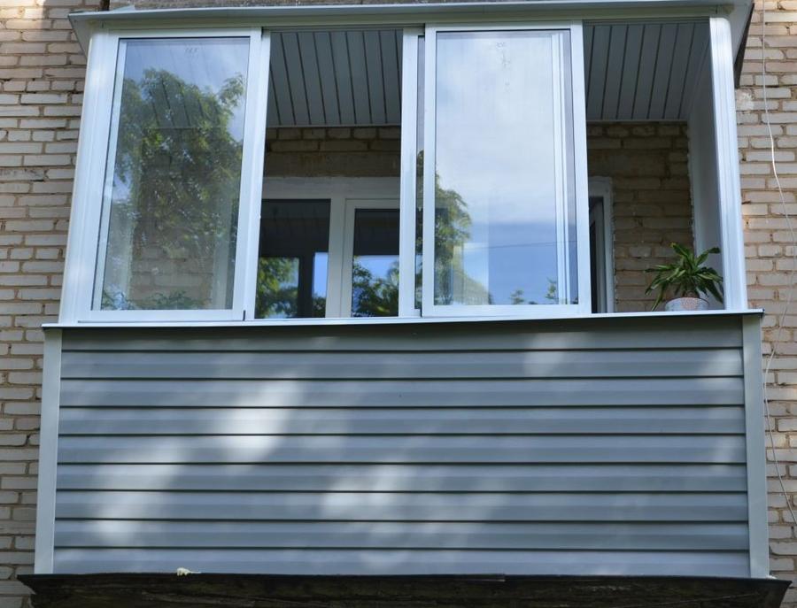Остекление балконов и лоджий профилем provedal (проведал).