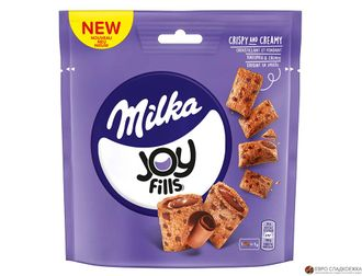 Milka Joy Fills Cookies 90g