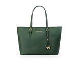 Сумка Michael Kors Jet Set Travel Green / Зелёная