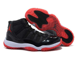 Nike Air Jordan Retro XI Bred High черные (41-45)