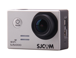 SJCAM SJ5000 WiFi Action Camera Серебряная