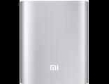 Портативное зарядное Xiaomi 10400 Silver