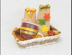 Набор в подарочной упаковке «Осенний»