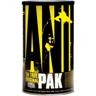 (Universal Nutrition) Animal Pak - (44 пак)