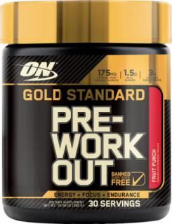 ON Gold Standard PRE-Workout 300г