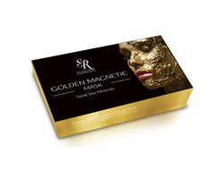 Sr cosmetics Golden magnetic mask set