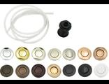 Кнопка пневматическая в цвете (пневмокнопка). 32 цветовых решения