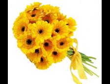 Букет желтые Герберы