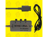 NTSC-PAL converter PS2/PS3 in Box