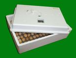 Инкубатор ИБ2НБ-3-1Ц (104 яйца, механический поворот яиц, 220 В, цифровой терморегулятор, решётка для куриных яиц в комплекте)