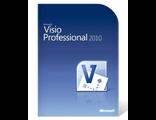 ПО Microsoft Visio Professional 2010 32-bit/x64 Russian DVD (D87-04407) (TP)