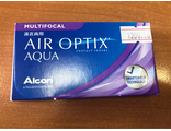 Air Optix Aqua Multifocal -3.25 LO