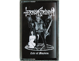 "TERRÖR STRIKER - ""Cult of Mayhem"" - TAPE"