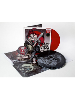 HEAVEN SHALL BURN - ICONOCLAST I - THE FINAL RESISTANCE 2-LP+CD