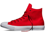 Converse Сhuck Taylor All Star II High Red (36-44) арт-013