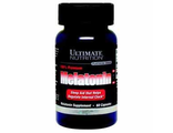 (Ultimate Nutrition) Melatonin - (3 мг) - (60 капс)