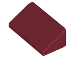 Slope 30 1 x 2 x 2/3, Dark Red (85984 / 6083977)