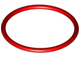 Rubber Belt Medium (Round Cross Section) - Approx. 3 x 3, Red (x37 / 4100396 / 4544143 / 4544145)