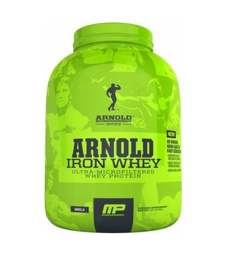 Iron Whey Arnold Series (MusclePharm) 2270 g