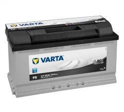 Varta Black Dynamic F6 90 AH 590 122 072 (95 100)