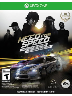 Need for Speed - Digital Deluxe Edition [RU] (Xbox One)