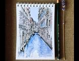 Венеция. Блокнот