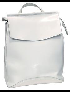 Рюкзак женский PYATO 807-К белый p-074