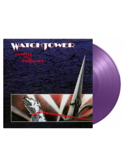 Watchtower - Control And Resistance LP