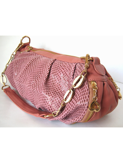 Кожаные сумочки через плечо 2015 фото