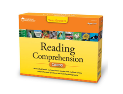 Reading Comprehension Cards Year Group 6