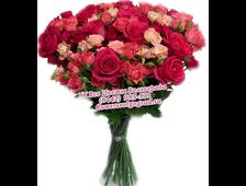 Букет Вальс роз