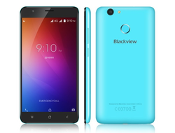 Blackview E7 Blue