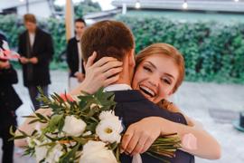 Свадьба Евгении и Сергея