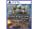 Sudden Strike 4 (цифр версия PS5 напрокат) RUS