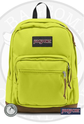 Jansport Right Pack Punch Lime