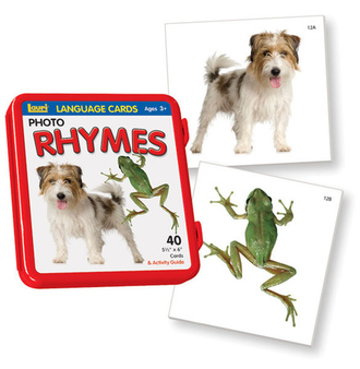 Rhymes Photo Language Cards