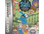 """Fosters home for imaginary friends"" Игра для GBA"