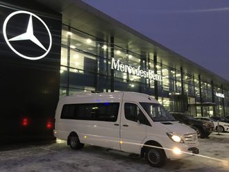 Mercedes-Benz Sprinter (19 мест)