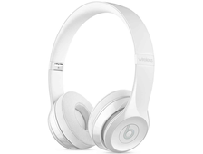 Beats Solo 3 Wireless Gloss White (Беспроводные)
