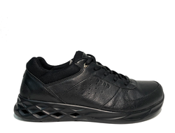 Ecco Wayfly Black/Grey  Мужские (40-45)