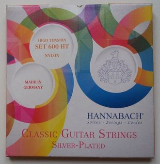 hannabach 600 ht classical strings