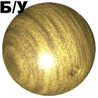 ! Б/У - Bionicle Zamor Sphere Ball, Pearl Gold (54821 / 4594818) - Б/У