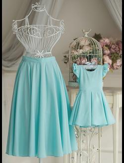 Платье Для Мамы И Дочки Одинаковые Купить