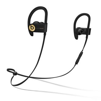PowerBeats 3.0 Wireless Black Gold (Беспроводные)