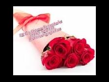 Букет из 5 роз голландских роз цвет по желанию
