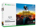 XBox One S 1TB (EUR)+Playerunknown's Battlegrounds (код загрузки)
