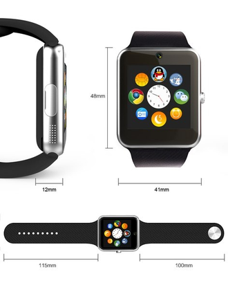 Умные часы Smart Watch (аналог Apple Watch)