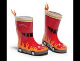 Сапоги резиновые детские Kidorable Пожарный