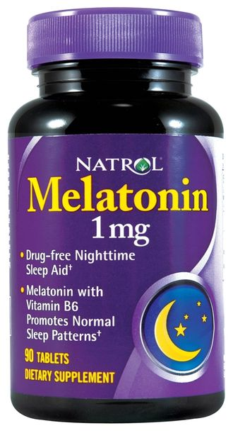 Melatonin 1 мг (Natrol) 90 tab