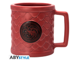 Кружка 3D ABYstyle: Game of Thrones: Targaryen